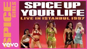 <b>Spice Girls</b> - Spice Up Your Life (Live In Istanbul / 1997) - YouTube