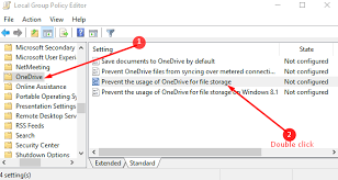 How To Delete Onedrive From Windows 10 How To Enable Disable Onedrive Usage In Windows 10