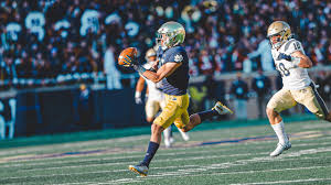 Notre Dame Depth Chart Boston College Week Irish Sports