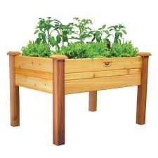 elevated garden bed. Elevated Garden Bed 34x48x32 - 10\