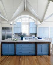 12 Kitchen Cabinet Color Schemes | Kitchen Color Combinations