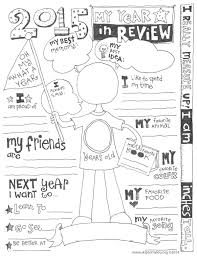 2015 Year In Review Printable 2016 year in review coloring page skip to my lou on 2016 2017 academic calendar template