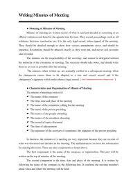 How To Write Meeting Minutes How To Write Meeting Minutes Writing Templates How To Plan
