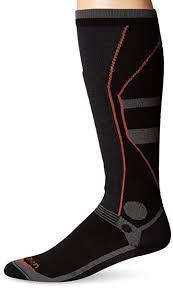 Amazon Com Lorpen Mens T3 Ski Superlight Socks Clothing
