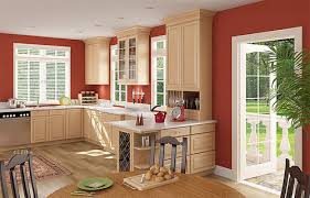 kitchen paint color ideasKitchen Wall Paint Color to make the room look biger  35