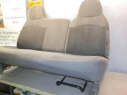 ford f150 bench seat covers f split fold frames cushions 1988