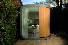 Small Picture Small prefabs as backyard offices LA Times