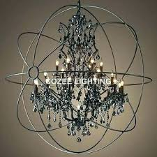 camilla chandelier pottery barn faceted crystal leaves sparkle