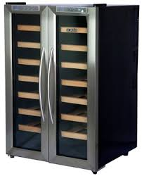 newair wine cooler reviews. Beautiful Cooler NewAir 32 Bottle Dual Zone Wine Cooler In Newair Reviews L