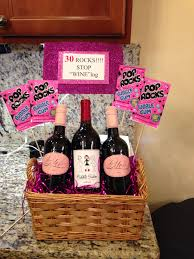 jackies 30 th birthday gift baskets 50th gifts for boyfriend