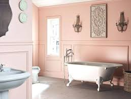beautiful and romantic pink bathrooms