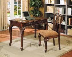 antique wood aristocrat writing desk chair