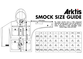 Arktis Smock Sizing Guide Soldier Systems Daily