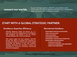 services jad gtc manpower picture