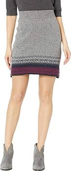 Aventura Clothing Womens Ellie Skirt Griffin Grey Small At