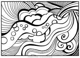 Coloring Pages Abstract Art Coloring Pages Abstract Coloring Pages