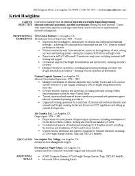 Freight Broker Sample Resume Adorable Freight Broker Resume Templates Dadajius