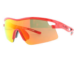 Bolle 11823 Vortex Red Tns Fire Sunglasses