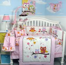 wonderful owl baby bedding sets for your baby room ideas lavish baby room