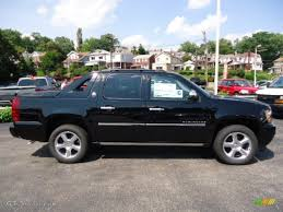 Black 2013 Chevrolet Avalanche LTZ 4x4 Black Diamond Edition ...