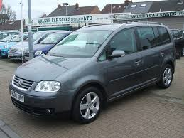 used volkswagen touran cars for sale in hampshire gumtree