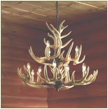elk horn chandelier deer antler chandelier kit how to make elk within antler chandelier kit