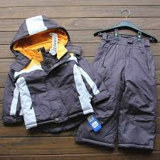 <b>winter</b> Rompers <b>kids clothing boy</b> outdoor waterproof coat small ...