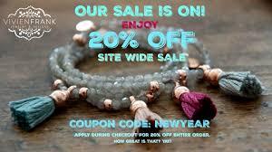 Semi Sweet Designs Coupon Code Vivien Frank Designs Our Sale Has Just Begun 20 Site