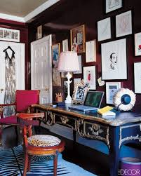 eclectic home office. Eclectic Vintage Home Office Eclectic