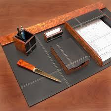 executive desk accessories for men