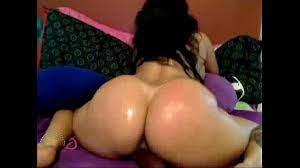 Latina Riding Dildo Squirt