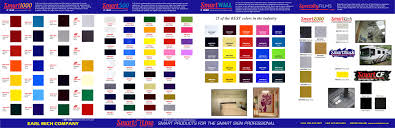 Avery 900 Supercast Colour Chart Earl Mich On Line Catalog
