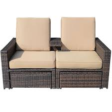 Sofas  Fabulous Outdoor Sectional Outdoor Wicker Table Wicker Outdoor Furniture Sectional Clearance