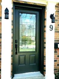 half glass front door full wooden doors with exterior r privacy clear blinds