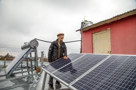 Turning up Afghanistan's solar power capacity   by UN Development Programme    Medium