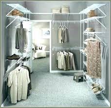 wonderful reach in closet organizers