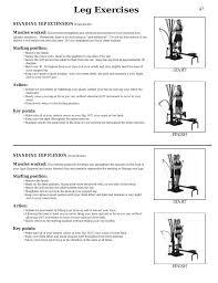 Bowflex Xtl Workout Plan Kayaworkout Co