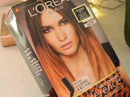 diy ombre hair using loreal ombre kit ombré n 1