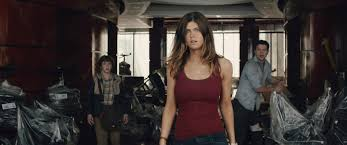 ALEXANDRA DADDARIO S SURVIVALS INSTINCTS ARE TESTED IN SAN ANDREAS