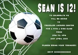 Free Football Invitation Templates Flyer Design Sports Invitation Template Card Format
