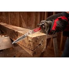 carbide sawzall blades. photos (6) videos (1). milwaukee® ax™ with carbide teeth sawzall® blades sawzall