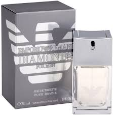 Giorgio <b>Armani Emporio Diamonds For</b> Men EdT 30ml in duty-free at ...