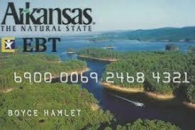 Arkansas Ebt Card Balance Food Stamps Ebt
