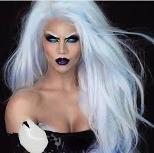 Exceptional X Men Storm Makeup U2026