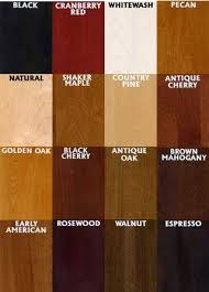 wood colored paint51 best Wood Stain Colors images on Pinterest  Wood stain colors