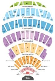 Hollywood Bowl Tickets And Hollywood Bowl Seating Chart