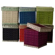 Decorative Filing Boxes Decorative File Storage Boxes With Lids 8