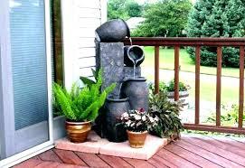 diy indoor water feature indoor fountain water fountains made beautiful easy diy interior water features