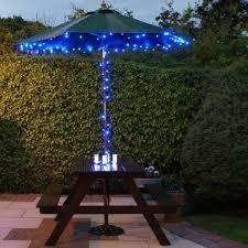 LED Solar Fairy String Lights are an eco friendly way to illuminate