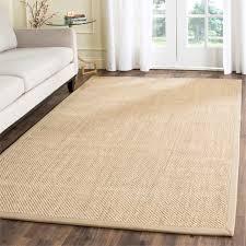 safavieh natural fiber 6 round power loomed sisal rug